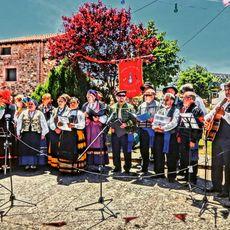 Fiestas de San Juan Bautista en Mambrillas de Lara (Burgos).