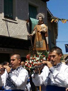 Segovia: Fiesta del Barrio de San Lorenzo. Peña de Los Toros.