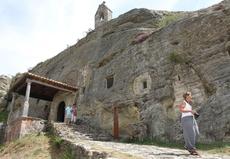 Iglesia rupestre de Olleros de Pisuerga, Palencia