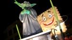 La galleta acapara el protagonismo, como no podía ser de otra manera, en el carnaval de Aguilar de Campoo