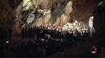M�sica en la cueva de Valporquero para celebrar el 50 aniversario desde su apertura al p�blico