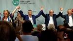PNV obtiene una contundente victoria y EH Bildu conserva el segundo puesto pese a la irrupci�n de Podemos