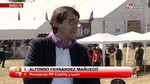 Fernández Mañueco apuesta por 'vivir la fiesta de Villalar desde la integración de la diversidad de las nueve provincias'