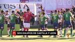 La macrooperación contra el amaño de los partidos de fútbol salpica a 6 Clubes de Castilla y León