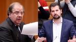 Herrera pide al PSOE que no haga 'demagogia' con las pensiones y Tudanca acusa al PP de 'cargárselas'