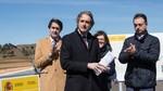 De la Serna asegura que las obras del AVE entre Venta de Baños, Palencia, y Burgos no sufren paralizaciones