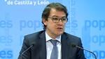 Mañueco considera que las cuentas son 'motor' para la recuperación y la creación de empleo