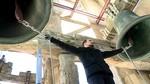 La catedral de León recupera la tradición de los toques de campana a mano medio siglo después