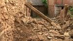 Una mujer muere en Rodanillo, Le�n, al derrumbarse la pared de su casa