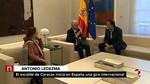 Rajoy reitera el compromiso de España con la democracia en Venezuela tras recibir a Ledezma