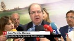 Herrera destaca el compromiso de la Junta con Soria a través del Plan de Dinamización