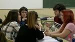 Alumnos del nuevo ciclo superior de FP de Promoción de la Igualdad de Género organizan cursos de sensibilización contra la violencia de género