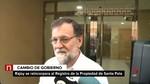 Rajoy a los candidatos a sucederle: 'No tengo que transmitirles nada, la vida continúa y el PP es un gran partido'