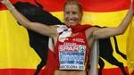 Marta Domínguez recupera la condición de deportista de alto nivel