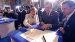 La Unión Europea celebra sus 60 años decidida a 'actuar juntos, a distintos ritmos y distinta intensidad'