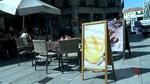 Pérdidas de hasta el 50% tras la nueva ordenanza de carteles publicitarios en Segovia