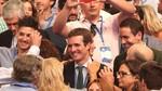 Casado promete un cambio de etapa 'constructivo, no revisionista' y 'orgulloso' del legado del PP