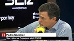 Pedro S�nchez asegura que no dimitir� si los cr�ticos tumban el congreso en el Comit� Federal