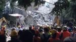Más de 200 personas fallecidas a causa del terremoto de magnitud 7,1 en México