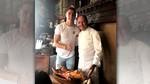 Cristiano Ronaldo visita Segovia en su día libre para degustar el plato típico de la ciudad