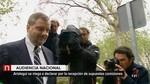 Ar�stegui se niega a declarar en la Audiencia Nacional por el presunto cobro de comisiones ilegales