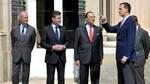 El rey preside en La Granja una reuni�n para analizar la posible salida del Reino Unido de la UE