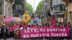 Más de 3.000 personas recuerdan en Zamora a Leticia Rosino y claman por el endurecimiento de la Ley del Menor