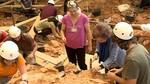 La reina Sof�a preside la reuni�n del Patronato de la Fundaci�n Atapuerca y visita los yacimientos