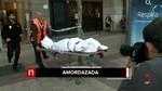 Hallado el cadáver de una mujer en una vivienda de la Plaza Circular de Valladolid con signos de violencia