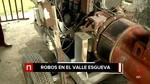 Los agricultores del Valle del Esgueva se enfrentan a una oleada de robos