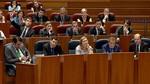 Aprobadas las cuentas de la 'postcrisis' con los votos del PP y la abstención de Cs y UPL