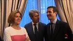 """Cospedal arropa a Casado en un acto y dice que puede ser una """"magnífica opción"""" para dirigir el PP"""