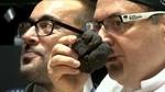 El chef Andrea Tumbarello se lleva las trufas negras de Soria subastadas en Madrid Fusión por 4.100 euros