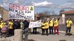 Varios pueblos de Ávila insisten en sus quejas contra la mina de cielo abierto de la Sierra de Yemas