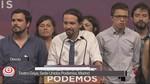 Pablo Iglesias sale en defensa de S�nchez y tacha de 'fraude' que quieran 'hacerle caer' con dimisiones