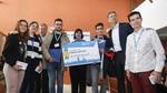 El equipo 'Memesquad' del IES Río Órbigo en Veguellina, León, primer premio de los CodeWars de HP
