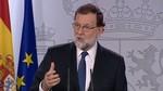 Rajoy aplica el 155, pide el cese de Puigdemont y del resto del Ejecutivo catalán y convocatoria de elecciones en seis meses