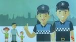 70 policías municipales de Valladolid participarán en el programa Agente Tutor este curso