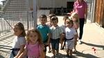 El periodo 'de adaptación' no se cumple: los más pequeños siguen en clase