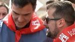 Pedro Sánchez defiende la 'gran oportunidad' de la Comunidad en 2019 para 'reforzar' la Junta con un Gobierno socialista