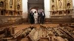 La Junta compromete 1,1 millones para paliar los daños de la inundación en Santa María de Huerta, Soria, y su monasterio