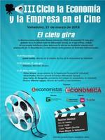 El ECOVA celebra el miércoles el III Ciclo de la Economía y la Empresa en el Cine