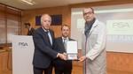 Lingotes Especiales recibe de PSA el Premio a la Excelencia de sus Proveedores