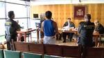 Comienza el juicio contra el vecino de Zarat�n acusado de atracar un supermercado de su pueblo