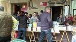 El Día del Libro reúne en la Plaza Mayor de Salamanca a una treintena de puestos de venta