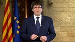 Puigdemont convocará un pleno en el Parlament ante la aplicación del artículo 155