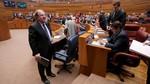 Las Cortes aprueban 64 propuestas de resolución, 44 por unanimidad de los grupos