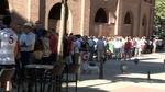 M�xima expectaci�n en la Plaza de Toros de Valladolid para la venta de abonos de San Lorenzo