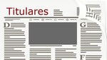 Titulares del día en la prensa de Castilla y León