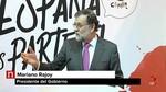 Rajoy agradece a las Ciudades Patrimonio de la Humanidad su aportación para hacer de España 'una gran nación'